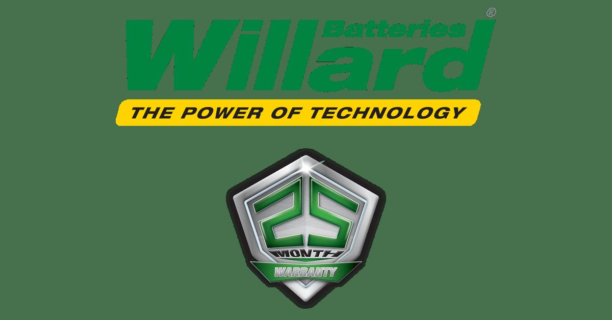 Willard Batteries The Power Of Technology