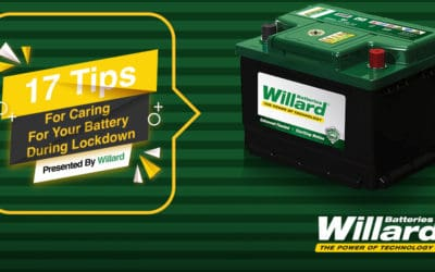 How to care for your car battery during the lockdown