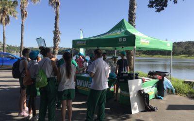 Beach clean-up retrieves almost 200kg of waste